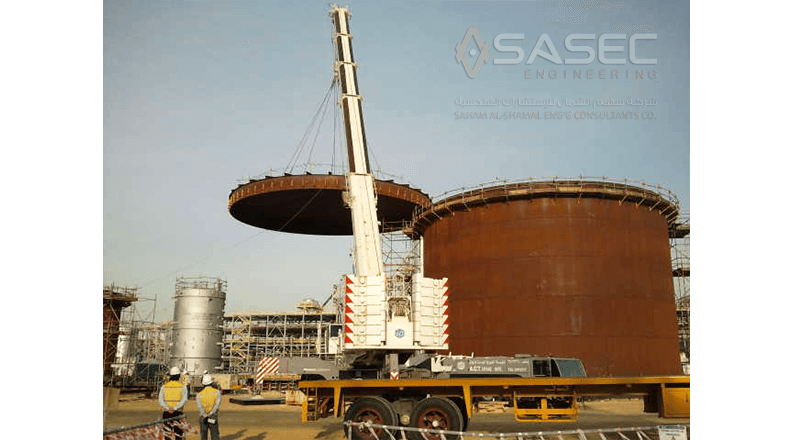 Tanks For Wasit Gas Program Sasec